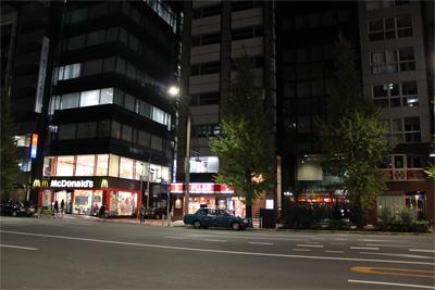 らんぷ亭の2階